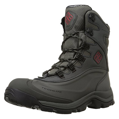 Best Winter Work Boots Columbia Bugaboot Plus III