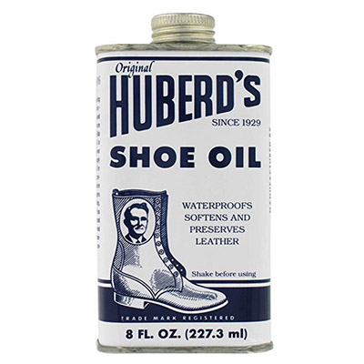 Best Waterproofing Products Huberd's Shoe Oil