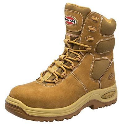 Best Work Boots for Walking ron Age Men's Ia6900 Heated Industrial & Construction Work Boot