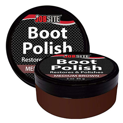 Best Boot Creams JobSite Premium Leather Boot & Shoe Polish Cream