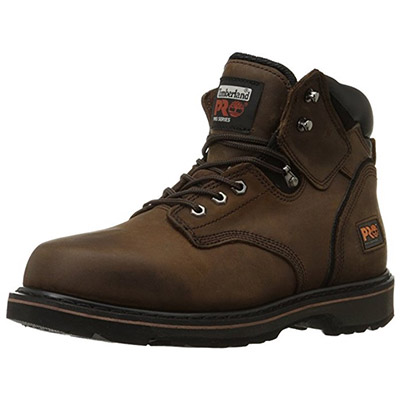 """Best Boots for Plumbers Timberland PRO Men's 6"""" Pit Boss"""