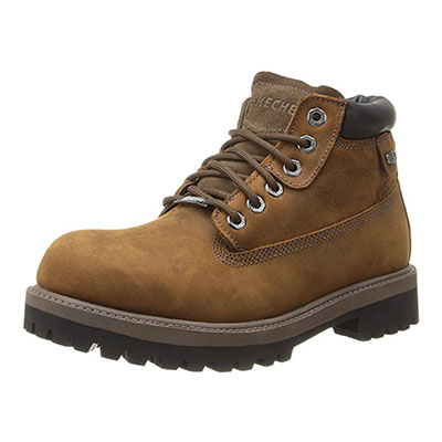 Best Work Boots for Concrete Skechers Men's Verdict Boots