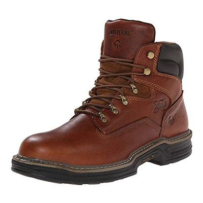 Best Work Boots for Concrete Wolverine Men's Raider Boot