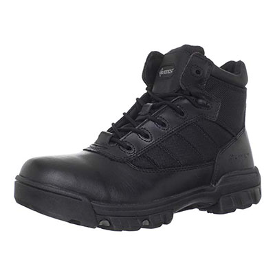 Best Work Boots for Plantar Fasciitis Bates Men's Enforcer Uniform Boot