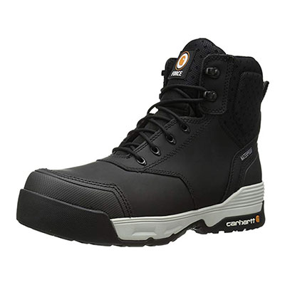 Best Work Boots for Plantar Fasciitis Carhartt Men's Force Work Boot