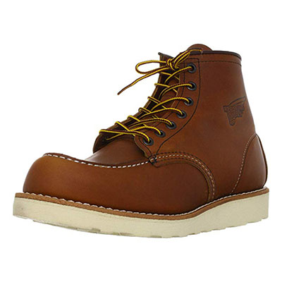 Red Wing Heritage Men's Classic Moc Work Boot